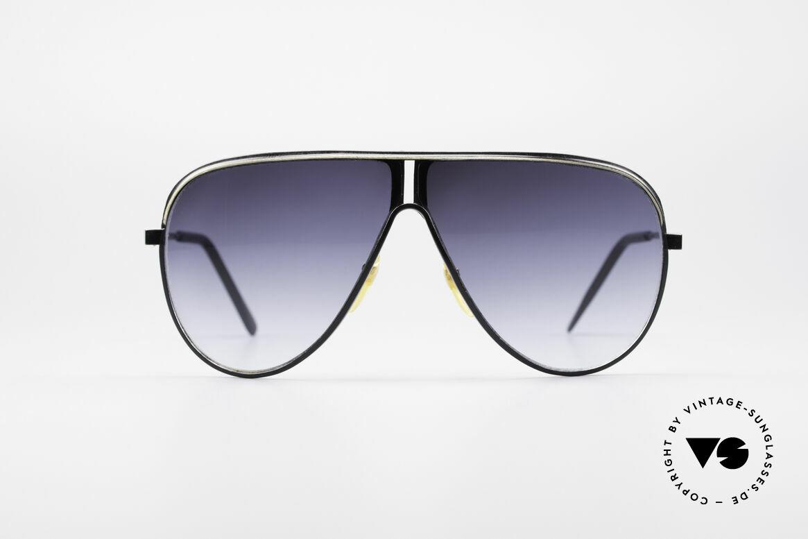 """Linda Farrow 6031 Scarface Filmbrille, getragen von Al Pacino in De Palmas Film """"Scarface"""", Passend für Herren"""