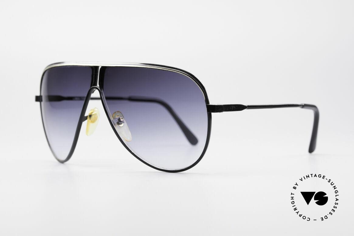 Linda Farrow 6031 Scarface Filmbrille, weltweit meistgesuchte und seltenste vintage Modell, Passend für Herren
