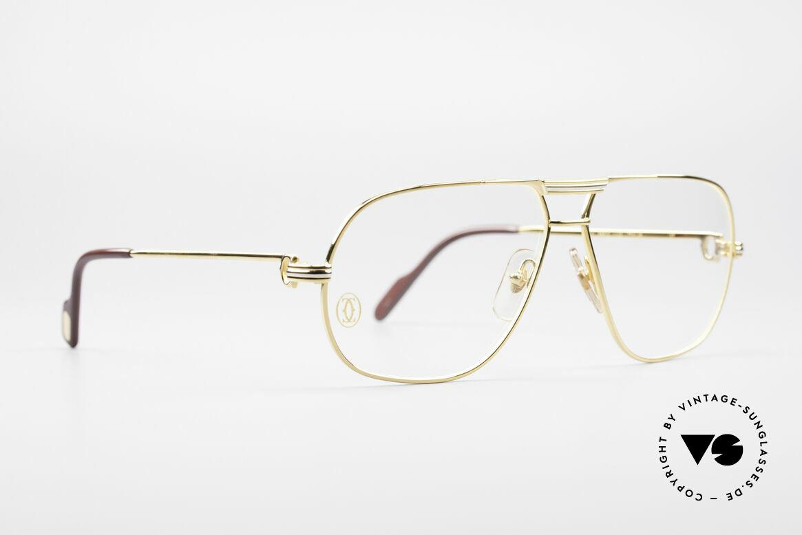 Cartier Tank - M Luxus Designer Fassung
