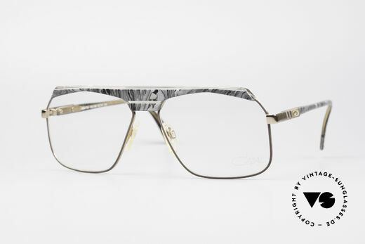 Cazal 730 80er West Germany Brille Details