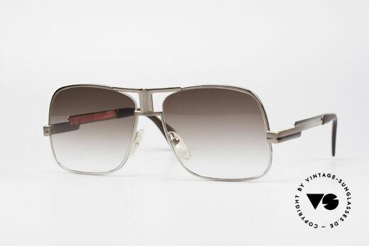 Cazal 701 Ultra Seltene 70er Sonnenbrille Details