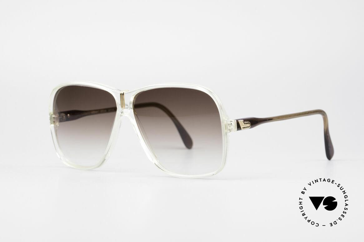 Cazal 621 West Germany Sonnenbrille, Designer Herren-Fassung 'made in W.GERMANY', Passend für Herren