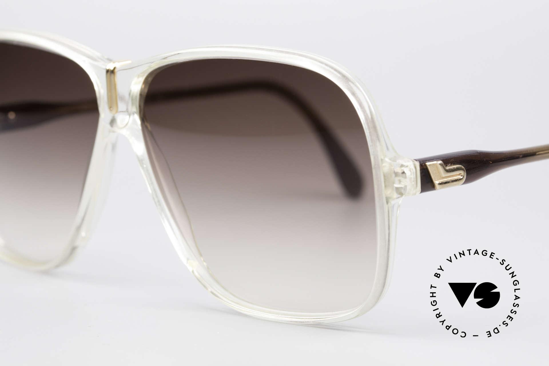 Cazal 621 West Germany Sonnenbrille, ungetragen (wie alle unsere alten Cazal-Brillen), Passend für Herren
