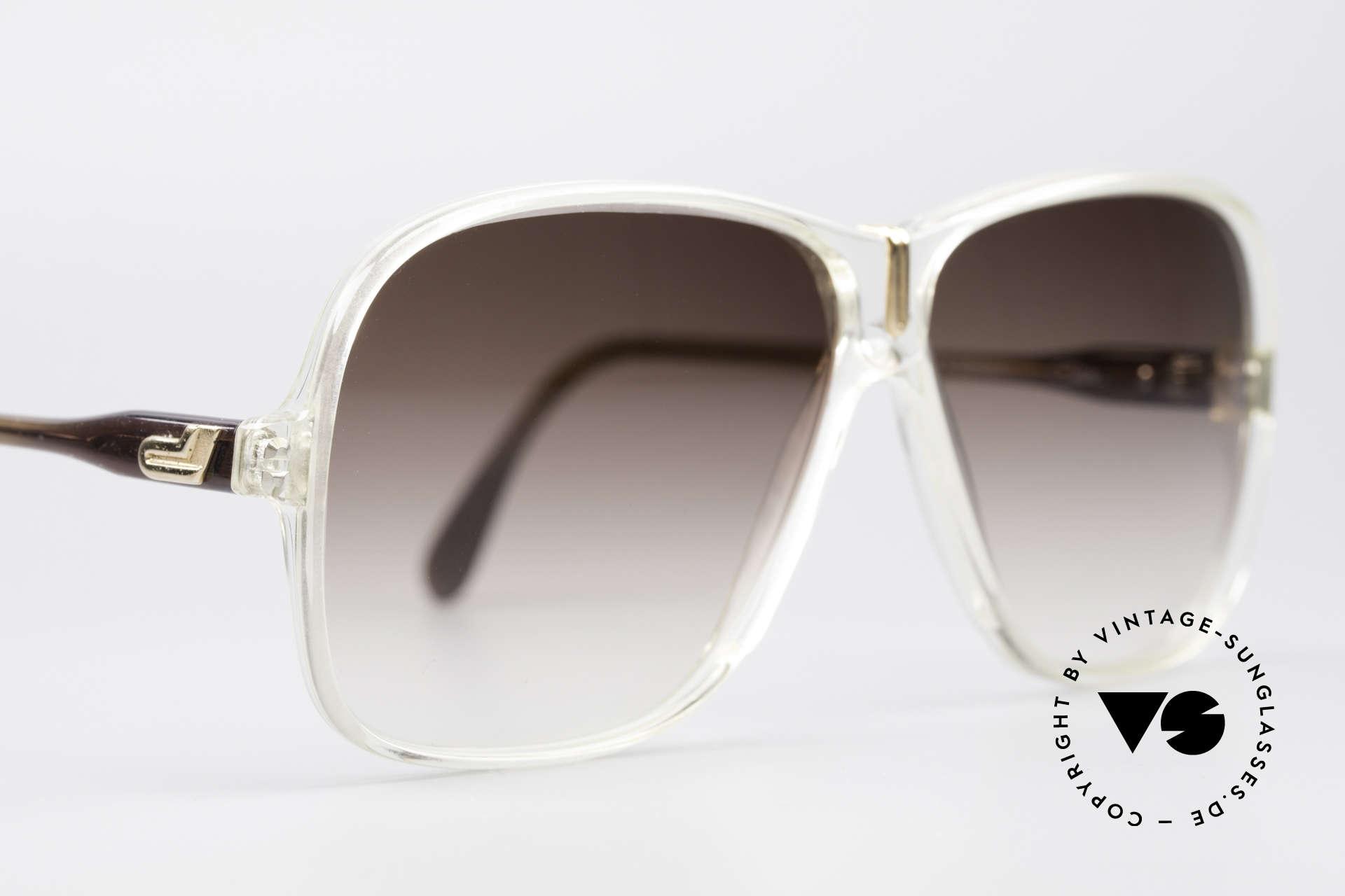 Cazal 621 West Germany Sonnenbrille, KEINE Retromode, jedoch ein vintage ORIGINAL, Passend für Herren