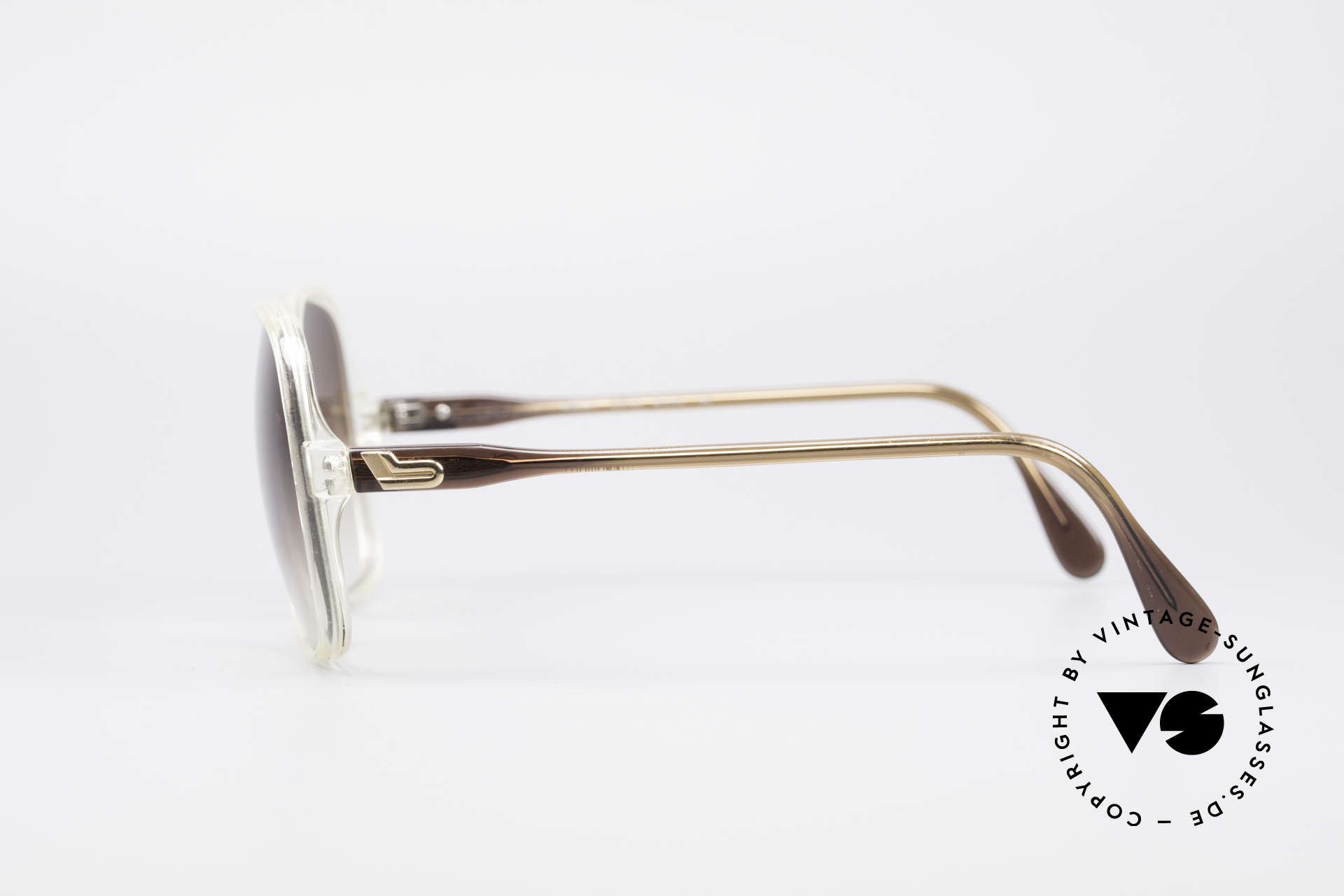 Cazal 621 West Germany Sonnenbrille, Größe: medium, Passend für Herren