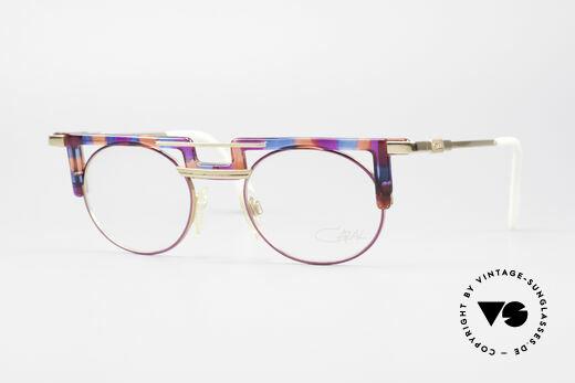 Cazal 745 Markante 90er Vintage Brille Details