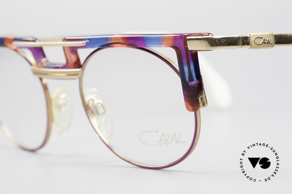 Cazal 745 Markante 90er Vintage Brille, ungetragen (wie alle unsere alten vintage CAZALS), Passend für Damen