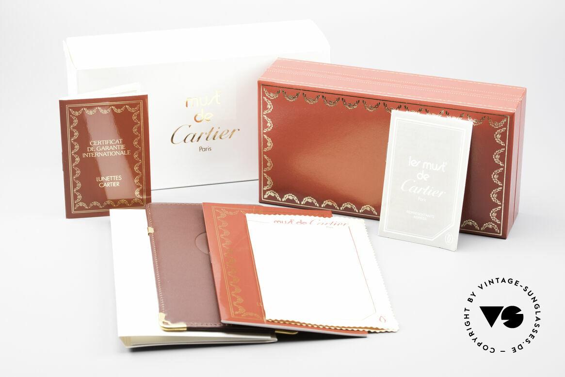 Cartier Romance LC - L Luxus Designer Brille