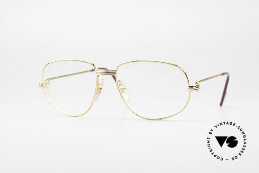 Cartier Romance LC - S Luxus Designer Brille Details