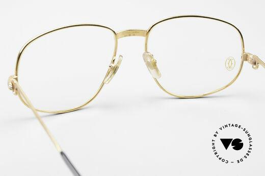 Cartier Romance Rose LC - L Limitierte Luxus Brille