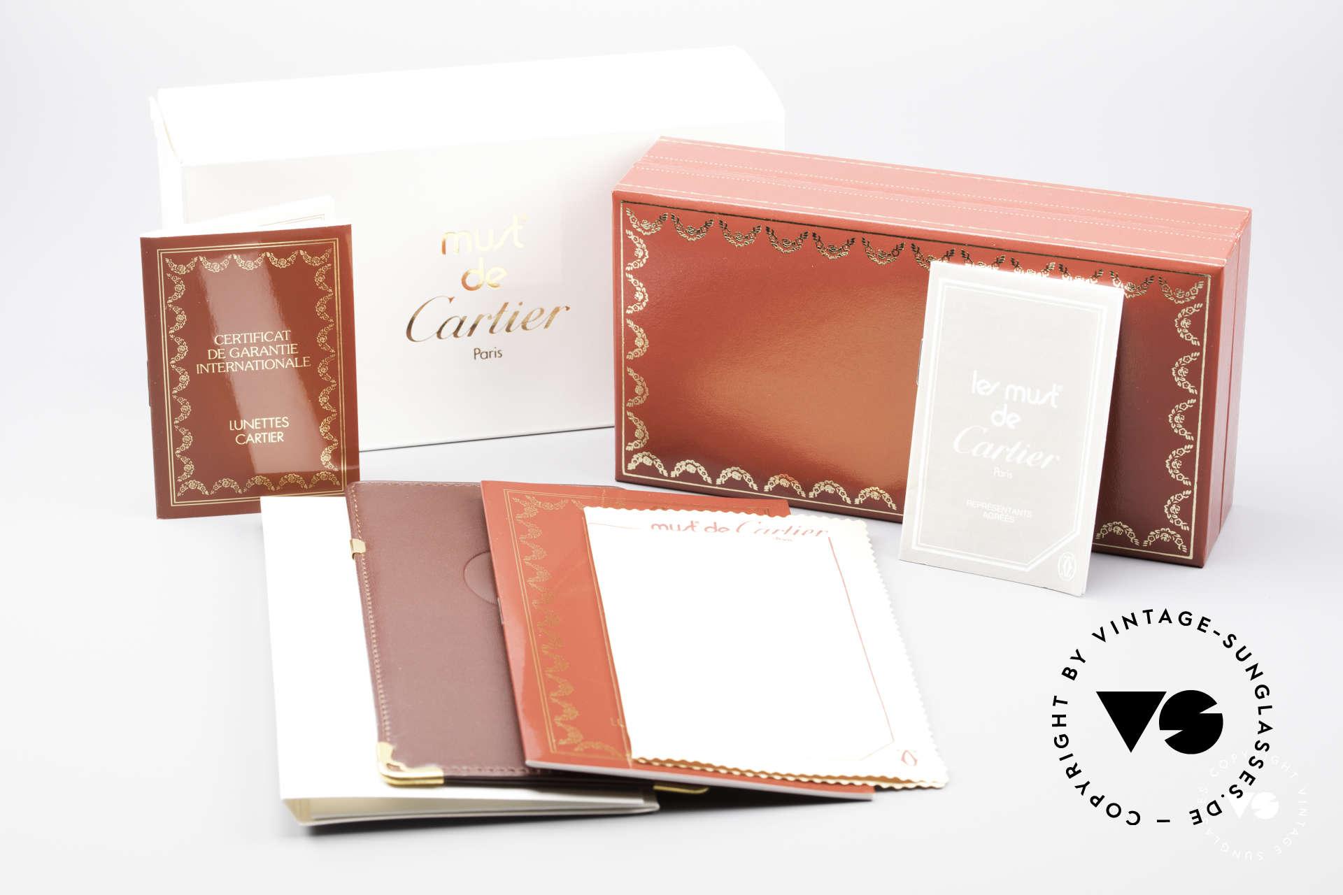 Atemberaubend Cartier Brillenrahmen Fotos - Benutzerdefinierte ...
