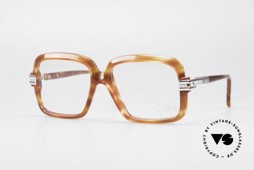 Cazal 605 70er Brille Erste Serie Details