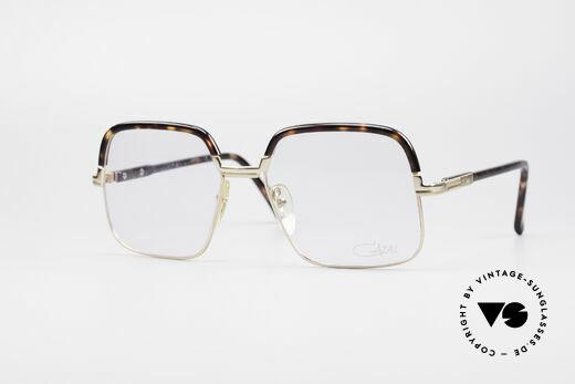 Cazal 704 70er Kombibrille Erste Serie Details
