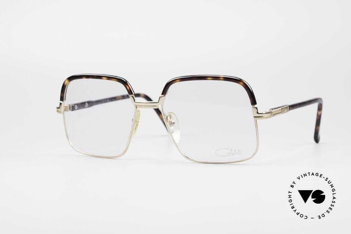 Cazal 704 70er Kombibrille Erste Serie, extrem seltene CAZAL Fassung aus den späten 1970ern, Passend für Herren