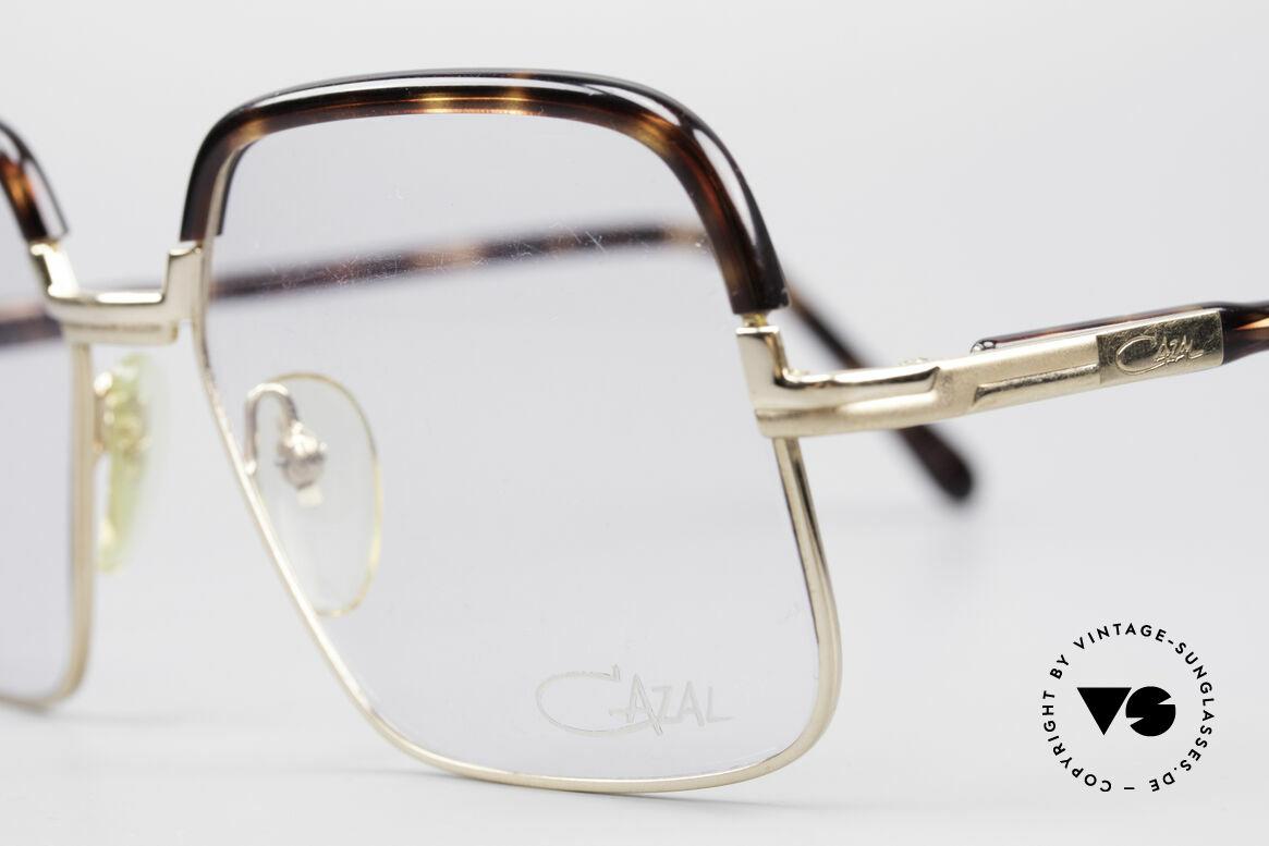 """Cazal 704 70er Kombibrille Erste Serie, CAZAL begann in den 80ern """"W.Germany"""" aufzudrucken, Passend für Herren"""