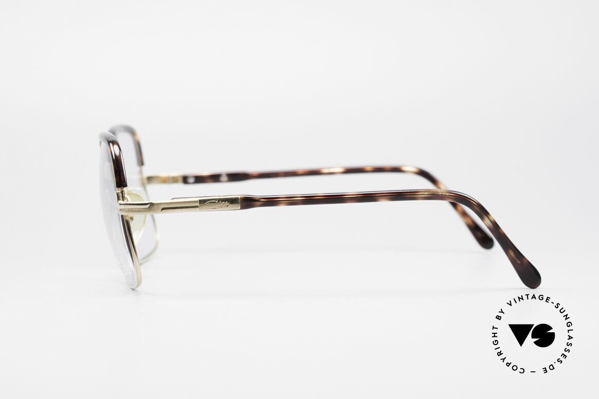 Cazal 704 70er Kombibrille Erste Serie, KEINE RETROBRILLE, sondern ein 40 Jahre altes Unikat, Passend für Herren