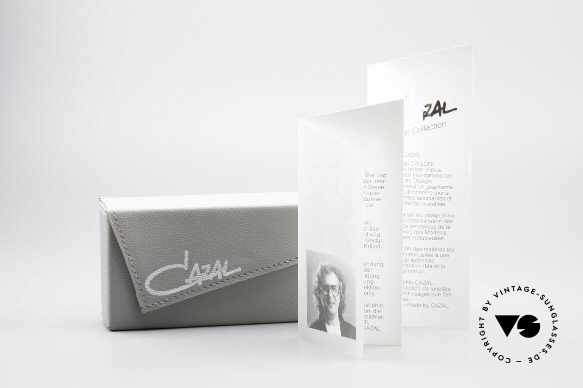Cazal 704 70er Kombibrille Erste Serie, Größe: medium, Passend für Herren
