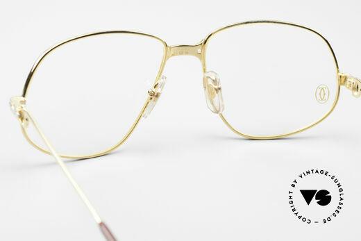 Cartier Panthere G.M. - L 80er Luxus Vintage Brille