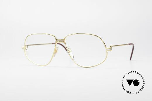 Cartier Panthere G.M. - L 80er Luxus Fassung Details
