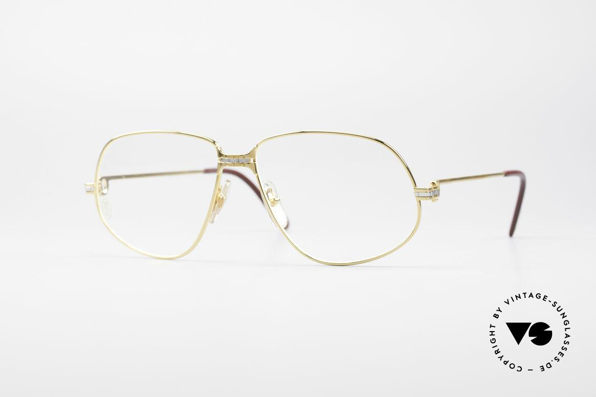 Cartier Panthere G.M. - L 80er Luxus Fassung