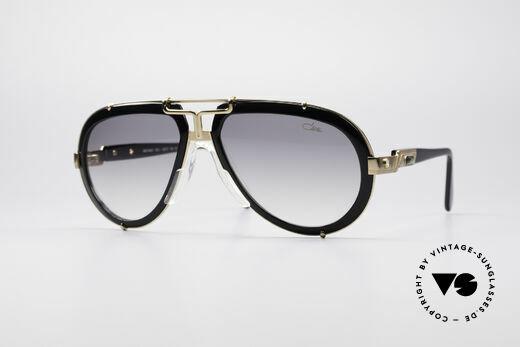 Cazal 642 - 0.44 ct Diamanten Sonnenbrille Details