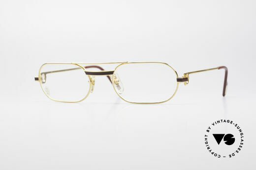 Cartier MUST Laque - S Luxus Brille Details