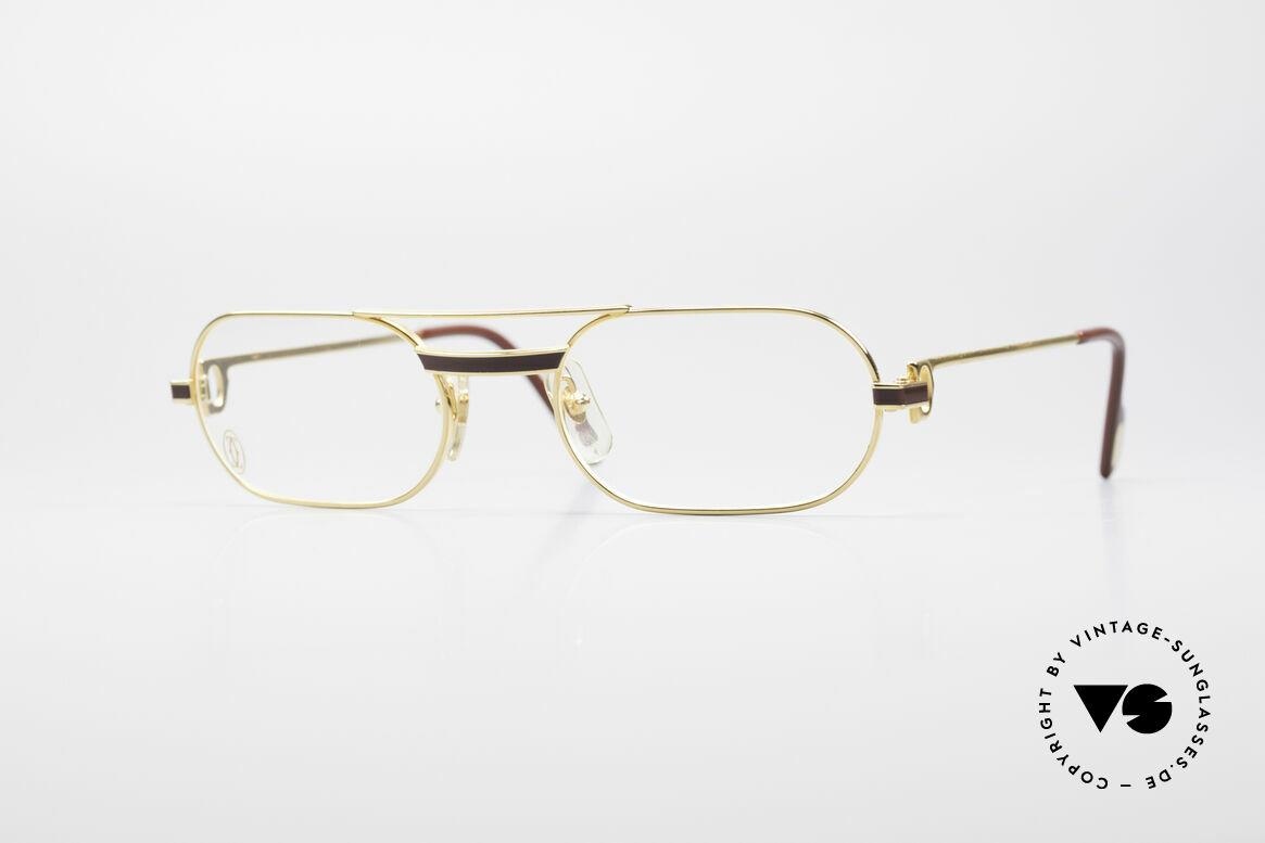 Cartier MUST Laque - S Luxus Brille