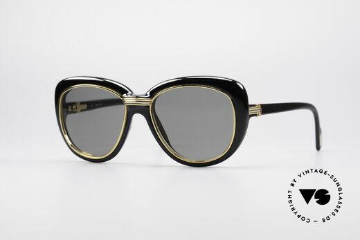 Cartier Conquete Damen Luxus Sonnenbrille Details
