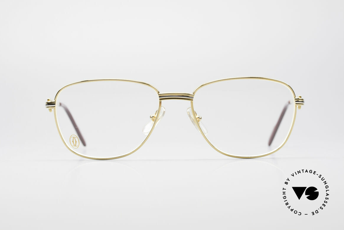 Cartier Courcelles 90er Luxus Vintagebrille