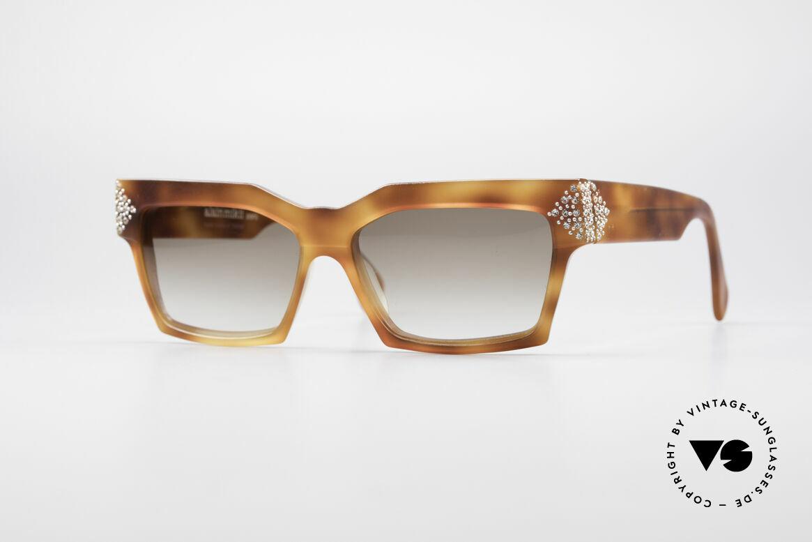 Alain Mikli 318 / 053 Strass Designer Sonnenbrille