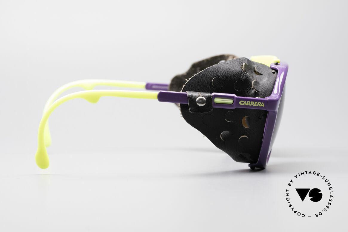 Carrera 5436 Water & Ice SkiBrille, sehr robuster Optyl-Rahmen & einstellbare Bügellänge, Passend für Herren und Damen