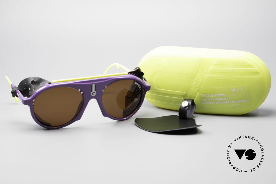 Carrera 5436 Water & Ice SkiBrille, hochwertige ULTRASIGHT Gläser (100% UV Protection), Passend für Herren und Damen