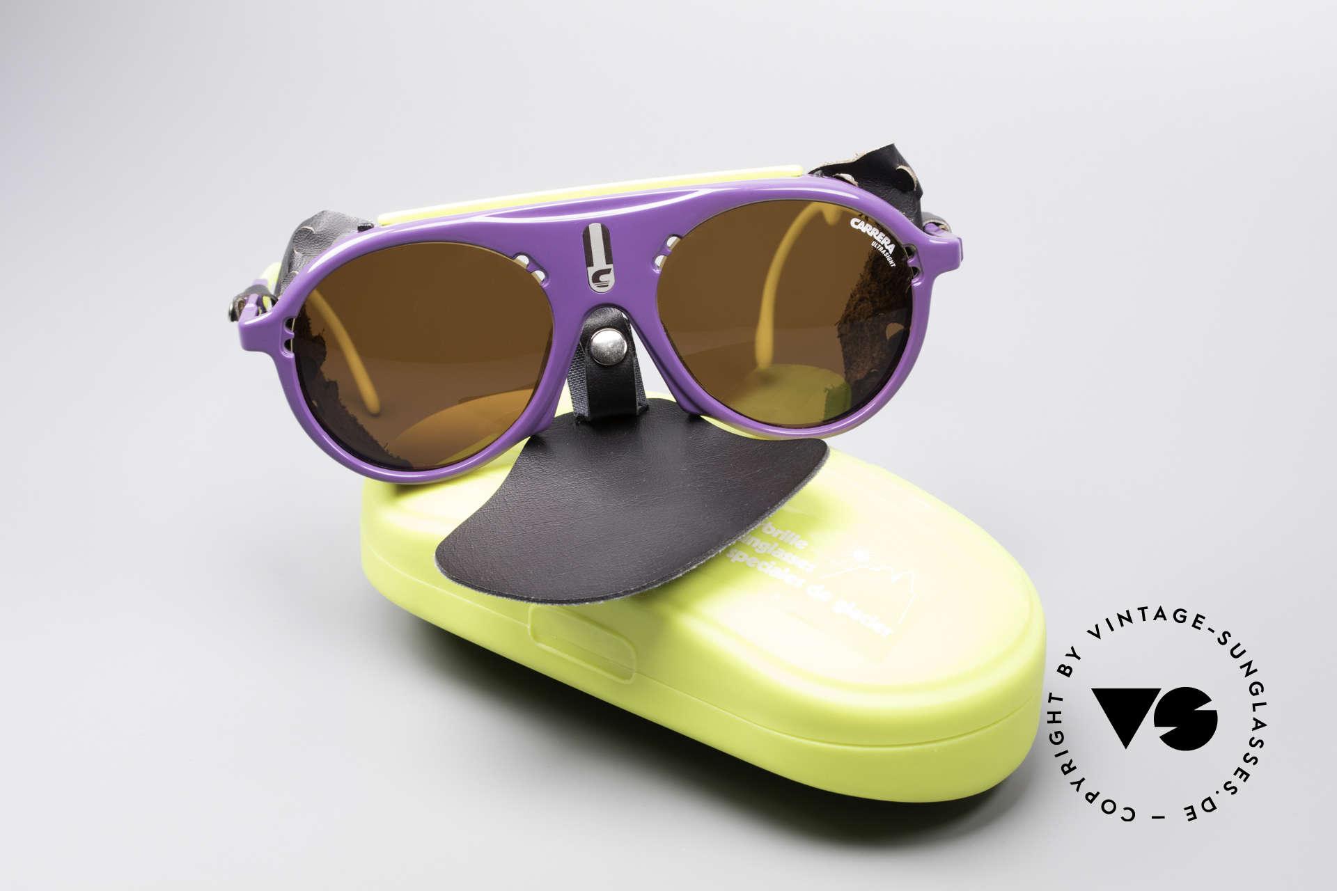 """Carrera 5436 Water & Ice SkiBrille, unbenutzt und auch als """"normale"""" Sonnenbrille tragbar, Passend für Herren und Damen"""