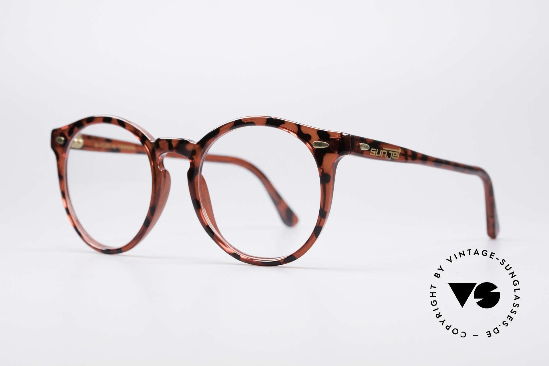 Carrera 5256 Johnny Depp Brille, im Stile der alten 'Tart Optical Arnel' aus den 1960ern, Passend für Herren und Damen