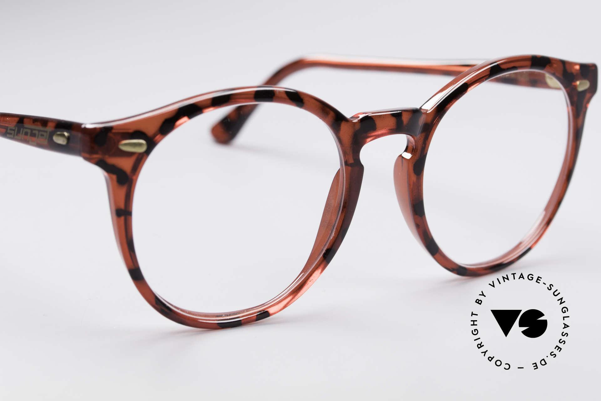 Carrera 5256 Johnny Depp Brille, relativ schmaler Rahmen; daher eher ein Unisex-Modell, Passend für Herren und Damen