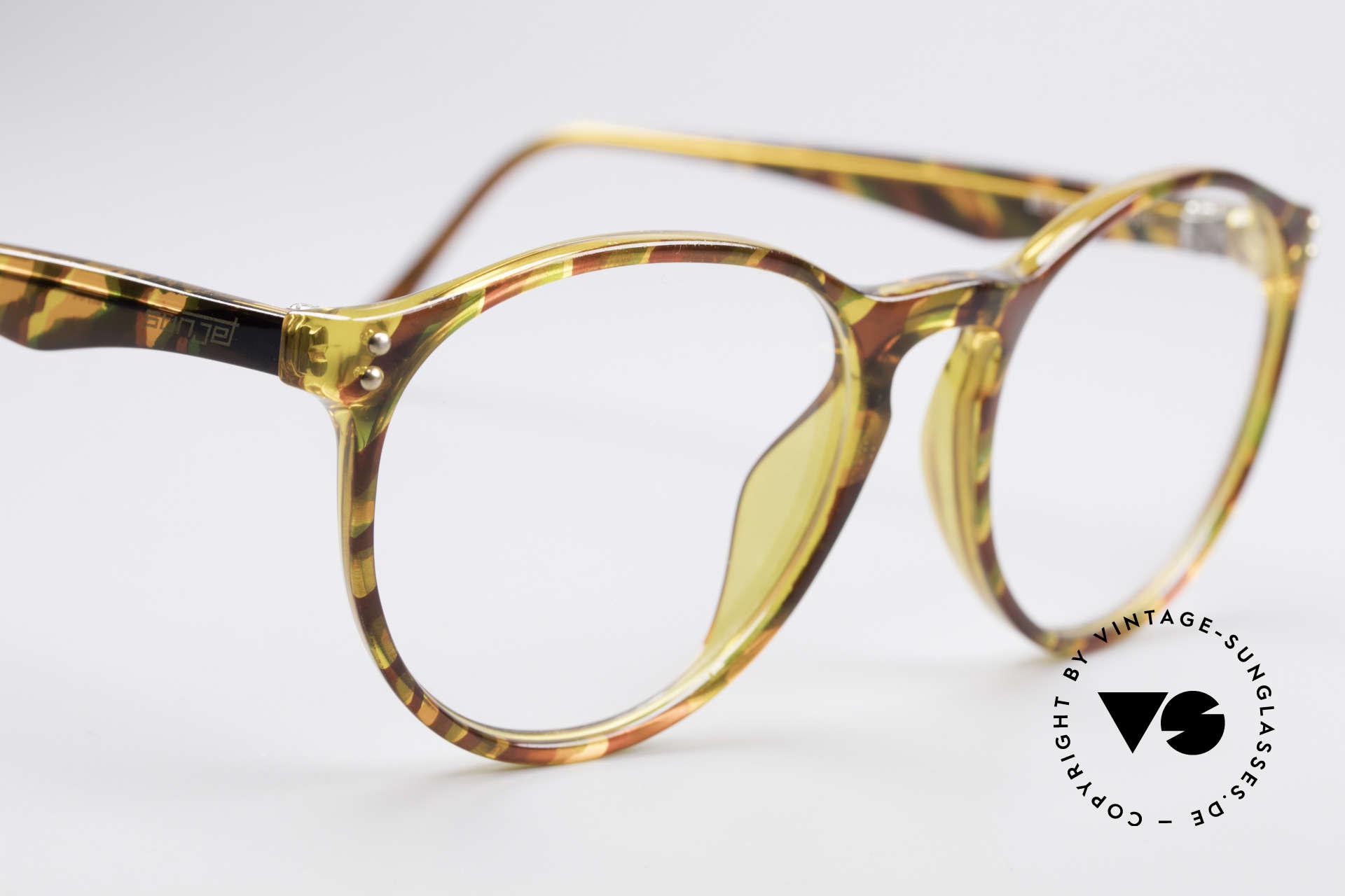 Carrera 5282 90er Panto Brillenfassung, relativ schmaler Rahmen; daher eher ein Unisex-Modell, Passend für Herren und Damen