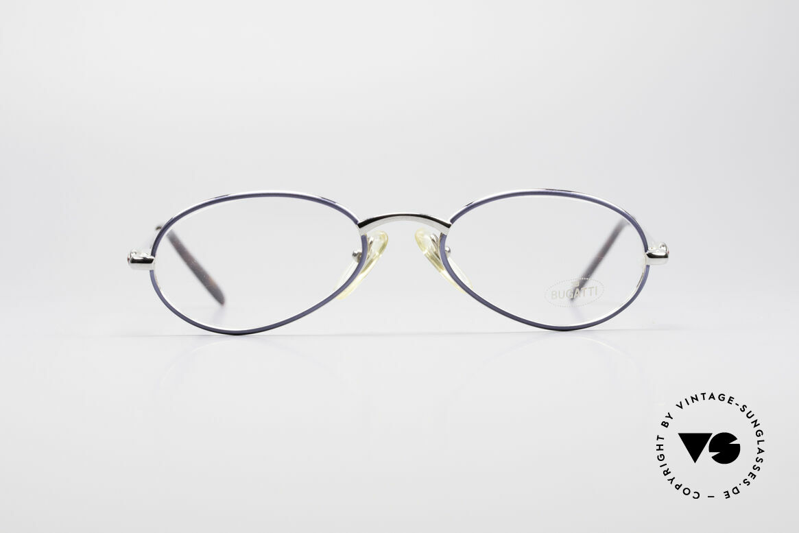 Bugatti 22448 Kleine 90er Vintage Brille
