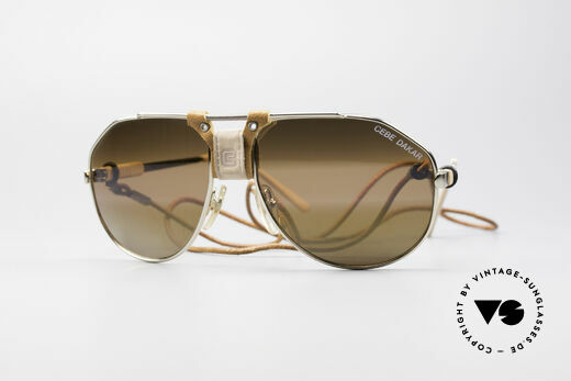 Cebe Dakar Vintage Rallye Sunglasses Details