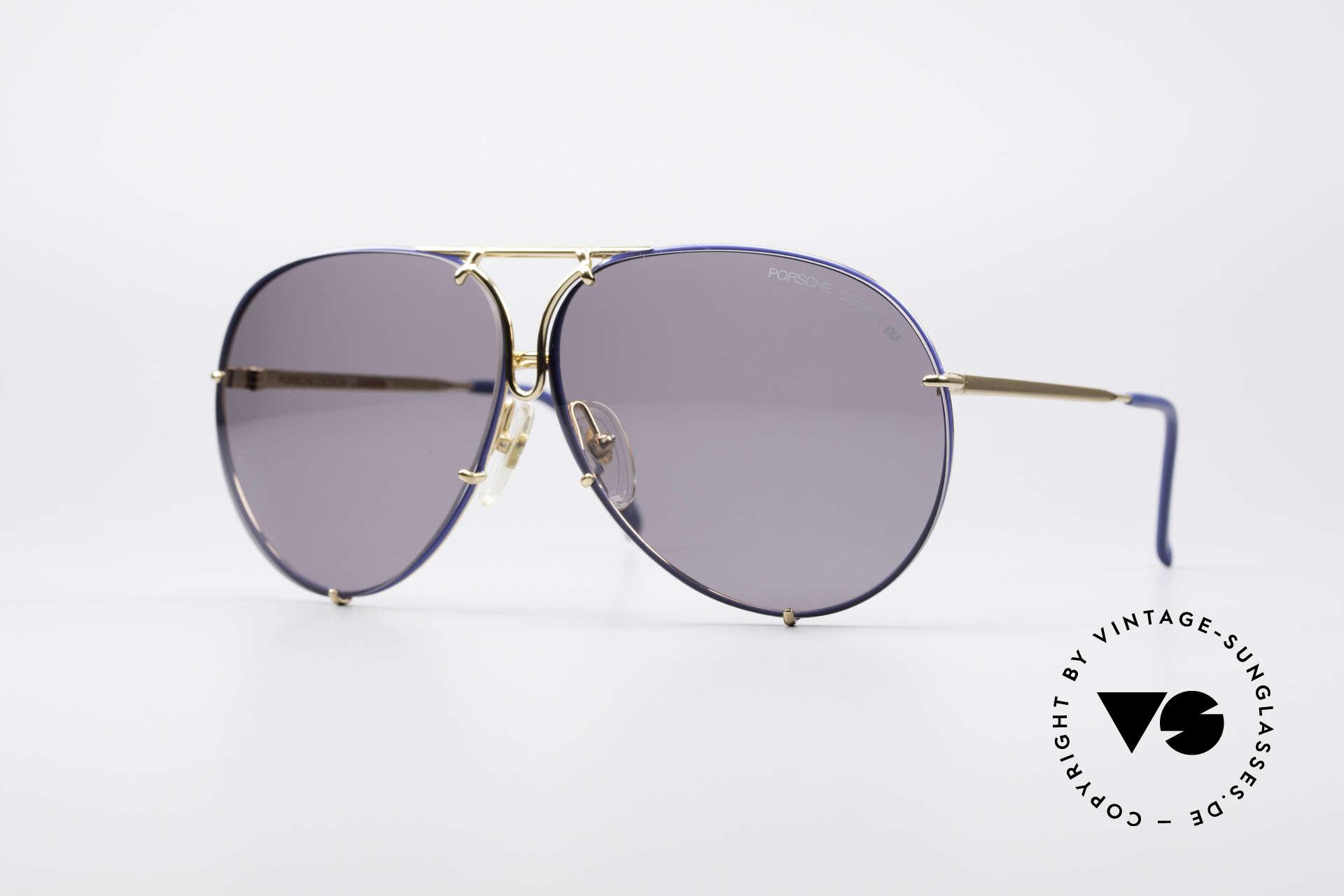 Porsche 5623 Tricolor Special Edition Brille, Größe: medium, Passend für Herren und Damen