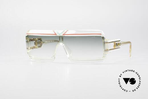 Cazal 856 RocknRolla Film Sonnenbrille Details