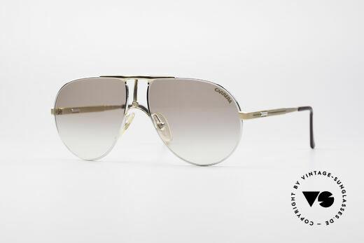 Carrera 5306 Brad Pitt Vintage Brille Details