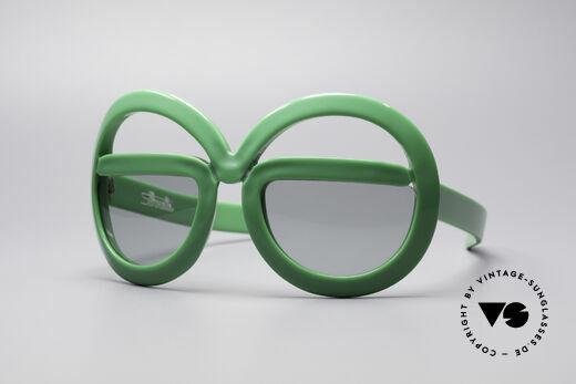 Silhouette Futura 562 Emmanuelle Film Sonnenbrille Details