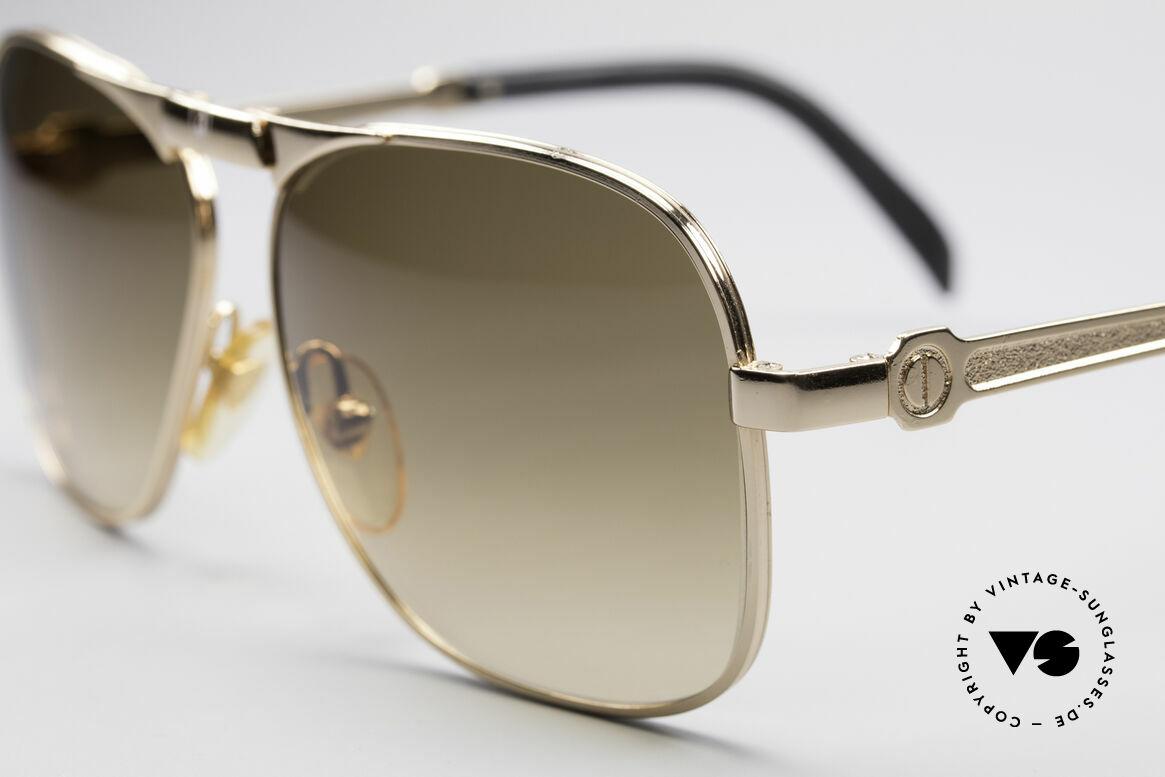 Lamborghini LT50/P Faltbare 80er Sonnenbrille, Kooperation mit Nannini (Hersteller v. Rennfahrerbrillen), Passend für Herren