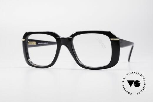 Silhouette M2062 Old School Vintage Brille Details