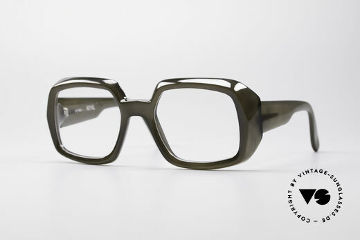 ViennaLine Royal 1601 Goliath Monsterbrille Details