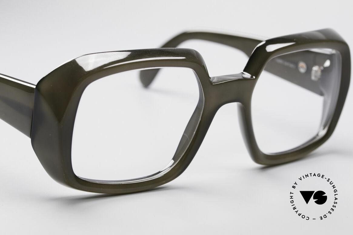 ViennaLine Royal 1601 Goliath Monsterbrille, dennoch eher eine MEDIUM-Größe, da nur 130mm Breite!, Passend für Herren