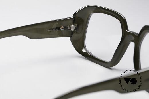 ViennaLine Royal 1601 Goliath Monsterbrille, ähnlich der Ultra GOLIATH Brille; Robert de Niro (Casino), Passend für Herren