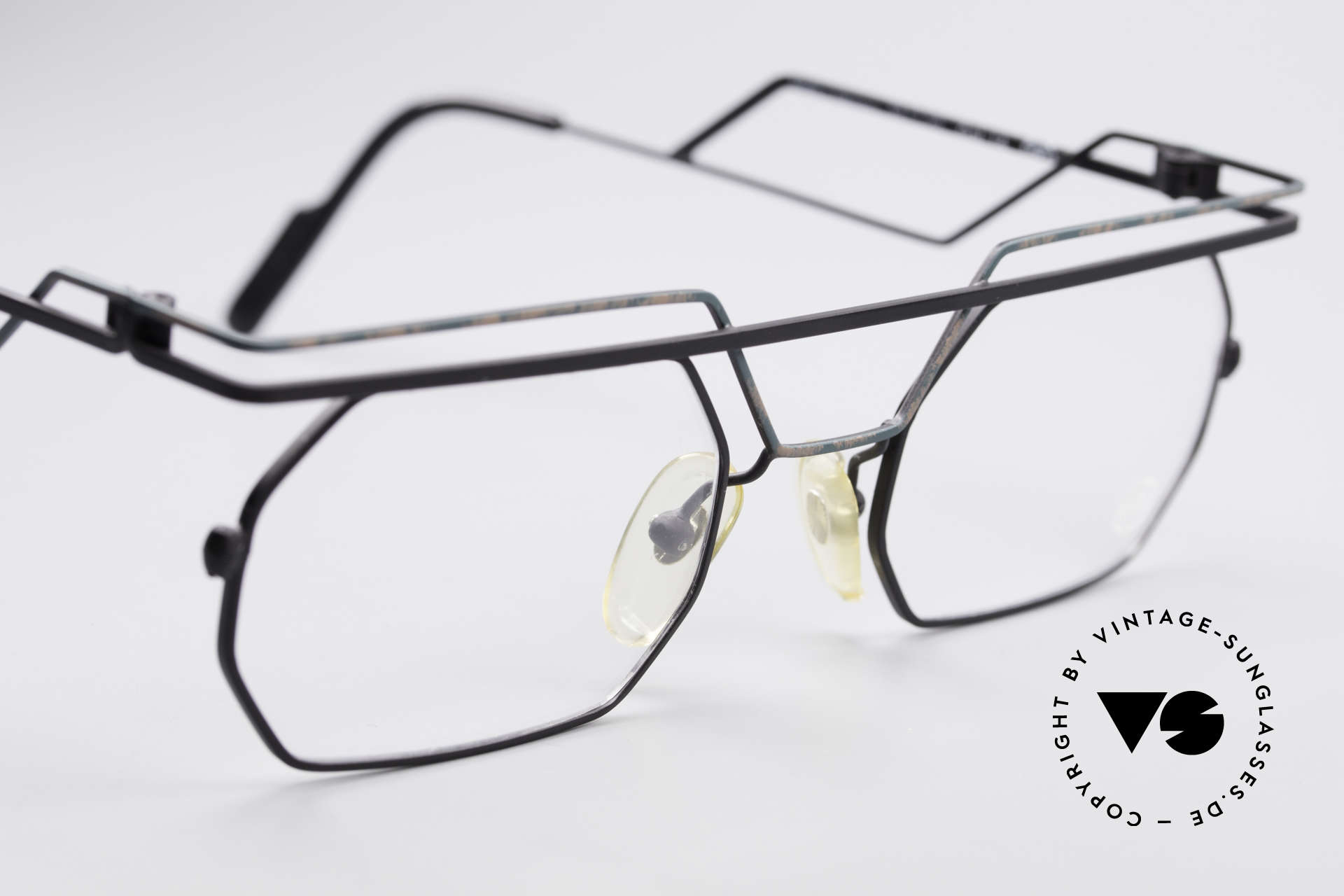 Serge Kirchhofer 1060 Futuristische 60er Brille, echtes Stück Modegeschichte bzw. öster. Zeitgeschichte, Passend für Herren und Damen