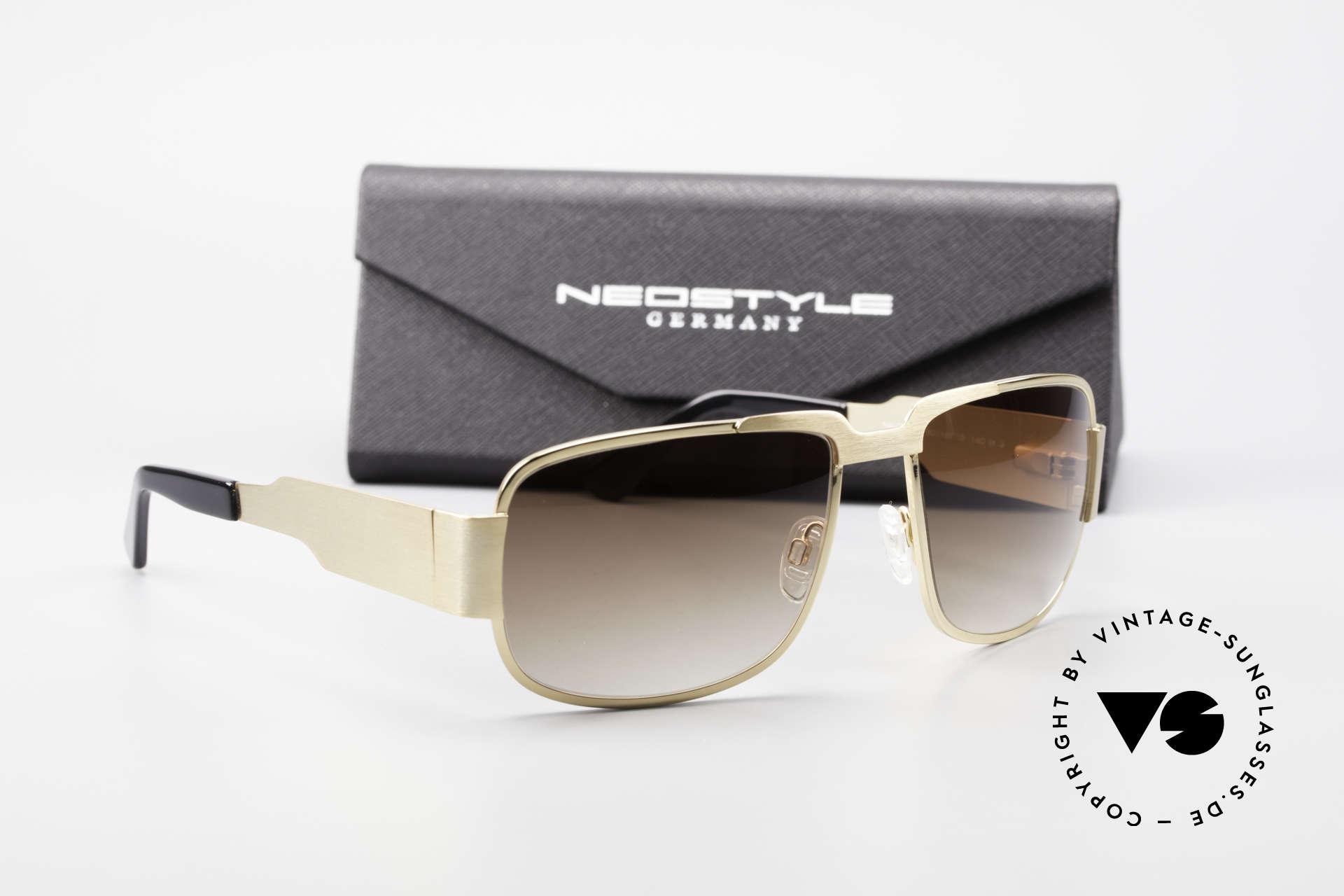 Neostyle Nautic 2 Elvis Presley Sonnenbrille, Größe: extra large, Passend für Herren
