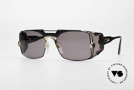 Cazal 963 Old School Hip Hop Brille Details